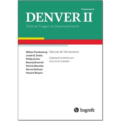 DENVER II - Teste de Triagem do Desenvolvimento (Kit Completo)