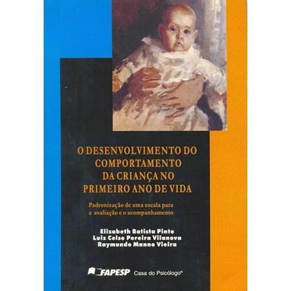 desenvolvimento do comportamento da criança (manual)