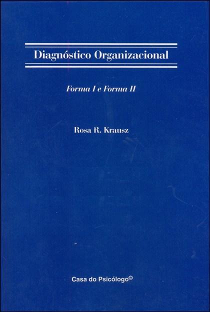 DO - Diagnóstico organizacional - Tabela de registro resposta forma II