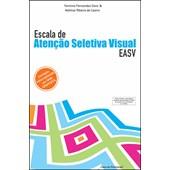 EASV - Escala de atenção seletiva visual - Kit completo