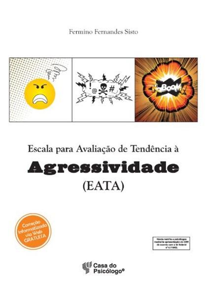 EATA - Escala para avaliação de tendência à agressividade - Kit completo