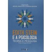 EDITH STEIN E A PSICOLOGIA: TEORIA E PESQUISA