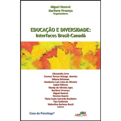 Educação e diversidade: interfaces Brasil-Canadá