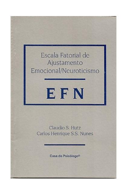 EFN - Caderno de aplicação
