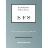 EFS - Escala fatorial de socialização - Bloco de resposta
