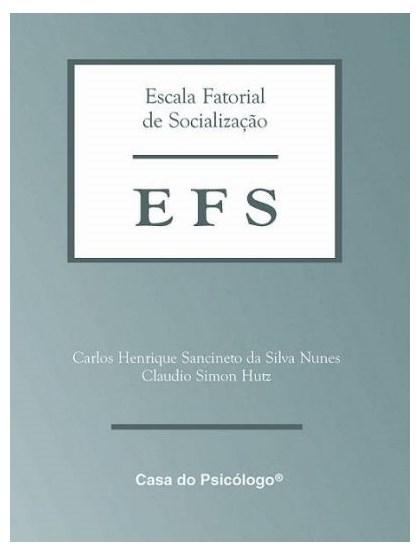 EFS - Escala fatorial de socialização - Crivos