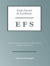 EFS - Escala fatorial de socialização - Manual