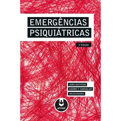 EMERGENCIAS PSIQUIATRICAS 3 ED
