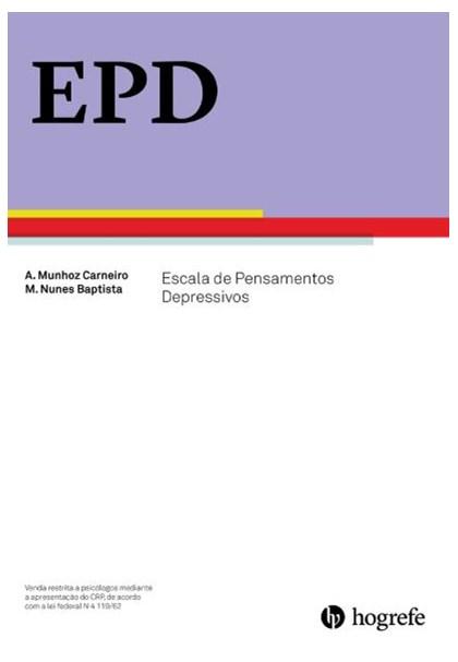 EPD - Manual