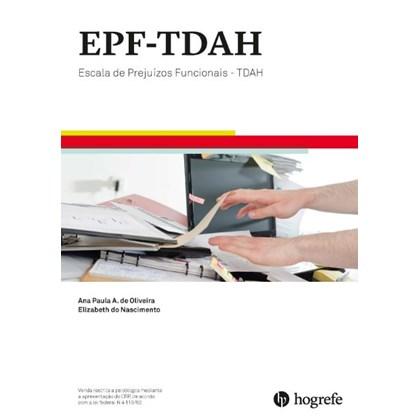 EPF-TDAH - Questionário 25 Folhas