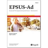 EPSUS-Ad - Escala de Percepção do Suporte Social - Adolescente (Coleção)