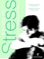 ESA - Escala de Stress para Adolescentes - Bloco de Aplicação