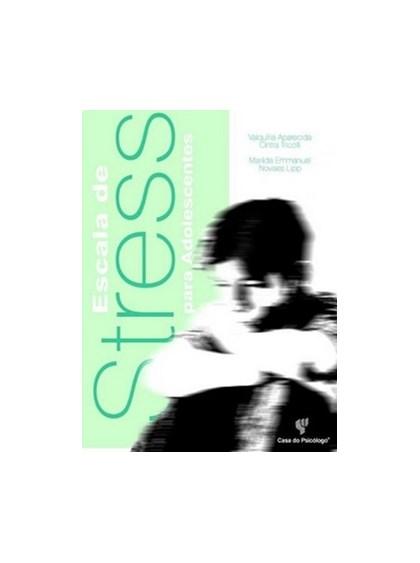 ESA - Escala de Stress para Adolescentes - Kit Completo