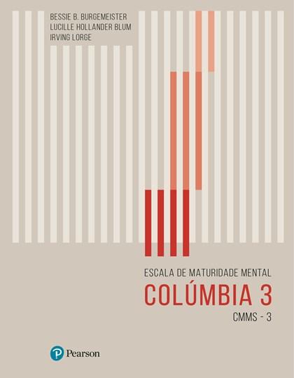Escala de Maturidade Mental - Colúmbia 3 - CMMS-3 (Bloco de Respostas)