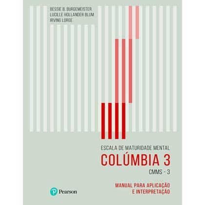Escala de Maturidade Mental - Colúmbia 3 - CMMS-3 (Kit Completo)