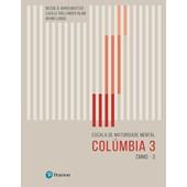 Escala de Maturidade Mental - Colúmbia 3 - CMMS-3 (Livro de Estímulos)