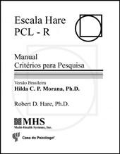 Escala Hare PCL-R - Caderno de Pontuação