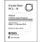 Escala Hare PCL-R - Caderno de Roteiros para Entrevistas
