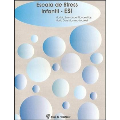 ESI - Escala de Stress Infantil - Manual