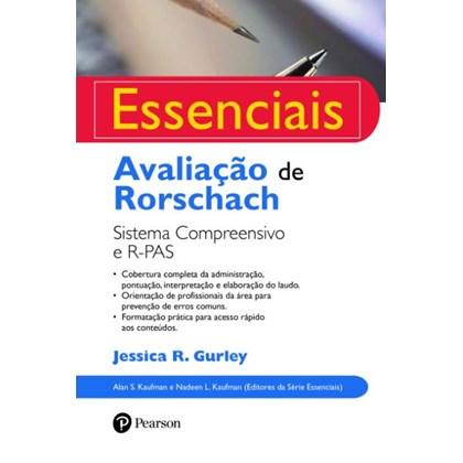 Essenciais Avaliação de Rorschach: Sistema Compreensivo e R-PAS