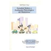 Estudos sobre a avaliação psicológica de motorista