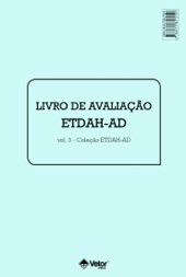 ETDAH-AD - Livro de avaliação