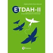 ETDAH-II (Ficha de avaliação)