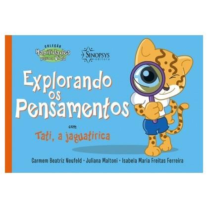 Explorando os Pensamentos com Tati, a Jaguatirica