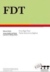 FDT - Bloco com 25 folhas de respostas