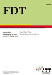 FDT - Caderno de Aplicação/ Estímulo