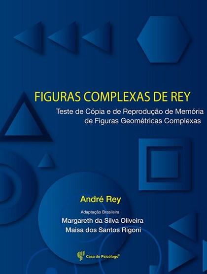 Figuras Complexas de Rey - Cartão de Apuração Figura A