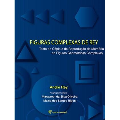 Figuras Complexas de Rey - Kit Completo