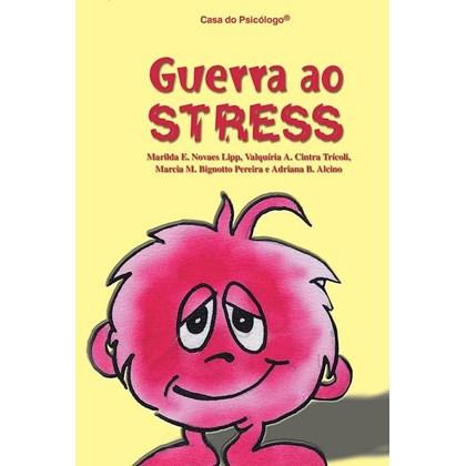 Guerra ao stress - Folheto de dicas