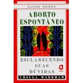 Guias Ágora: Aborto Espontâneo