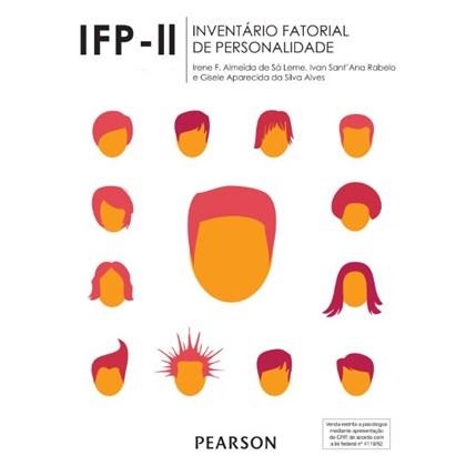 IFP II - Inventário Fatorial de Personalidade - Bloco de Respostas