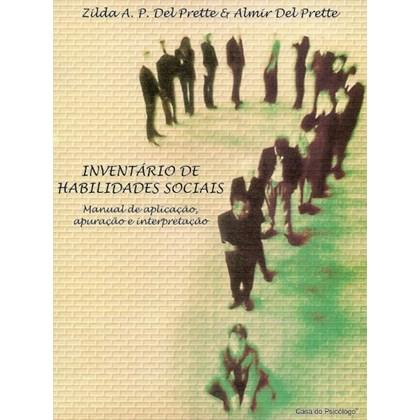 IHS - Inventário de Habilidades Sociais - Caderno de Aplicação