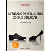 IHSC - Inventário de Habilidades Sociais Conjugais - Bloco de Apuração (feminino)