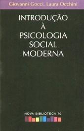 Introdução à Psicologia Social Moderna