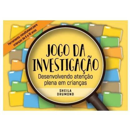JOGO DA INVESTIGACAO