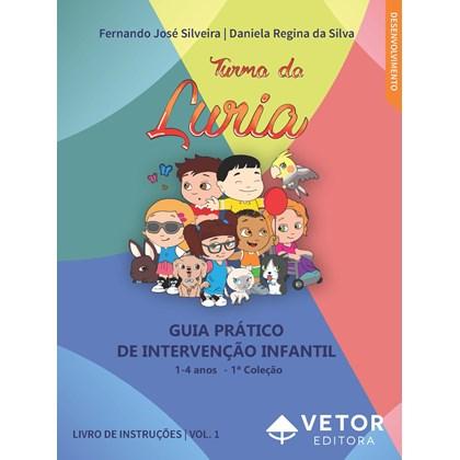 Luria Livro de Estímulos I - (PV) - Vol. 2