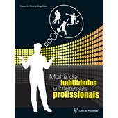 Matriz de Habilidades e Interesses Profissionais - Conjunto de Cartões