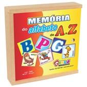 Memória do Alfabeto - De A a Z
