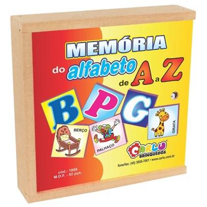 MEMORIA DO ALFABETO - DE A A Z - HORUS