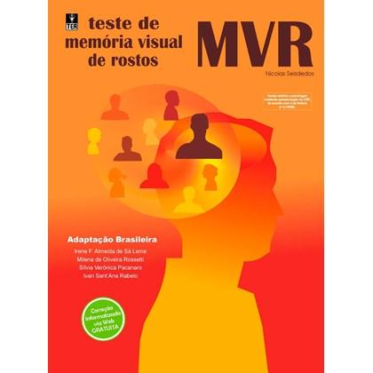 MVR - Memória Visual de Rostos - Kit
