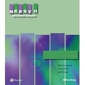 NEPSY II - Protocolo de Registro 3-4 ANOS