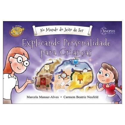 No mundo do jeito de ser: explicando personalidade para crianças
