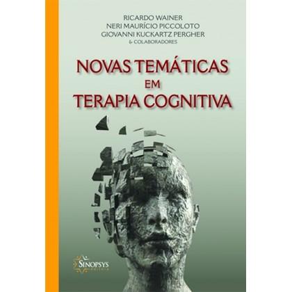 NOVAS TEMÁTICAS EM TERAPIA COGNITIVA - HORUS