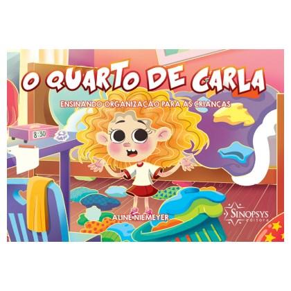O Quarto de Carla: ensinando organização para as crianças