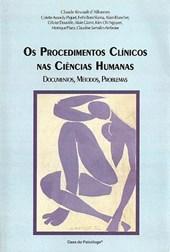 Os procedimentos clínicos nas ciências humanas: documentos, métodos, problemas