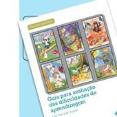 Papel de Carta (Kit) - Teste Para Avaliação Das Dificuldades de Aprendizagem da Criança.